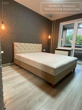 """Кровать """"Manella"""" с ортопедические матрасом. Цены от производителя"""