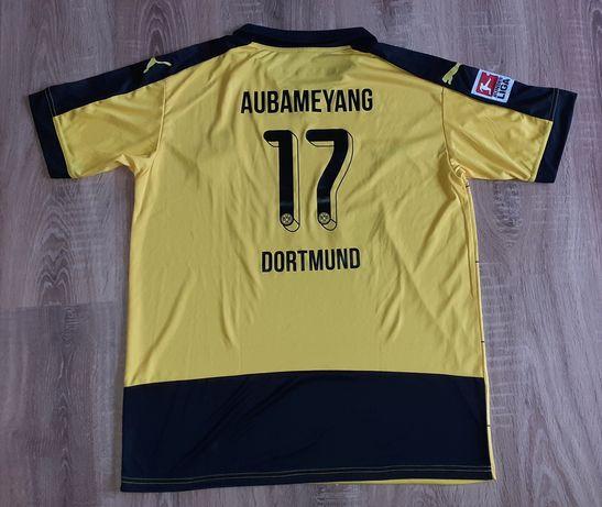 Koszulka piłkarska Borussia Dortumnd BVB Aubameyang