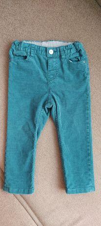 Джинсы для мальчика,H&M 86-92р.,18-24м. Серые джинсы 86-92р., 18-24м.