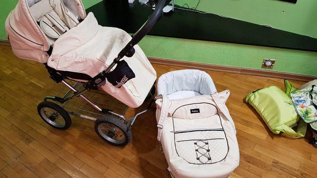 Продам детскую коляску Emmaljunga 2 в 1