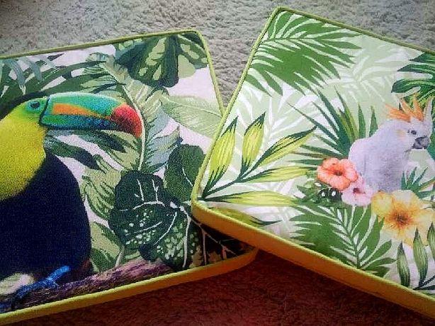 Home & you poduszki na krzesło 38x38 cm