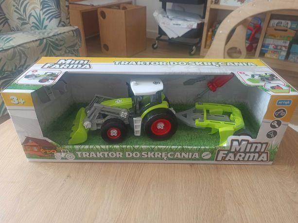 Mini Farma Traktor do skręcania