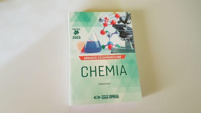 Chemia zbiór zadań omega arkusze maturalne MOŻLIWA WYSYŁKA matura