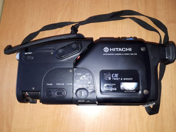 Kamera-komokorder Hitachi VHSC