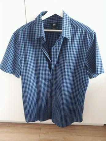 Koszula męska rozmiar L - H&M