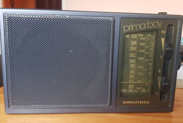 Radio GRUNDIG Prima BOY 65KVintage
