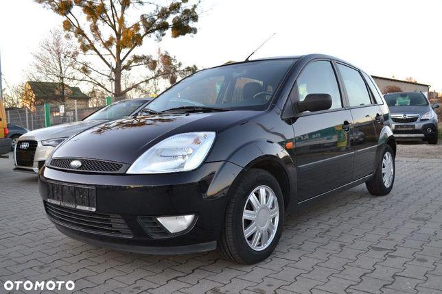 Ford Fiesta 1.4 80km / Klimatyzacja / Radio Cd Aux Kenwood /