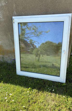 Okno pcv 114szer x130wys.