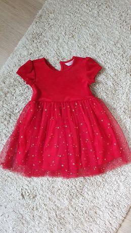 Нарядное платье на 3 года. Новое,без бирки