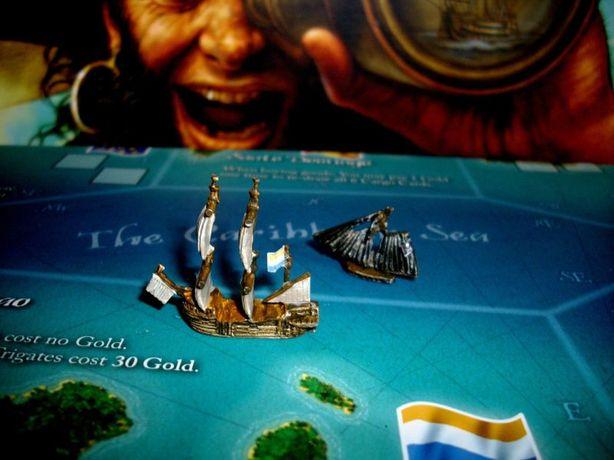 Merchants & Marauders | Торговцы и пираты настольная игра