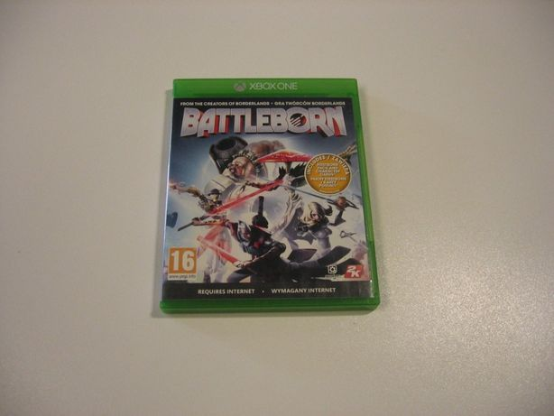 Battleborn - GRA Xbox One - Opole 1640