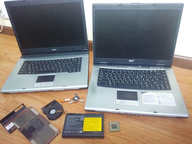 Ноутбук Acer 4060 4070 2490 ZL8 ZL9 BL50 TravelMate Запчасти Разборка