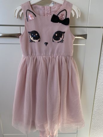 Sukienka tiulowa H&M rozm. 104