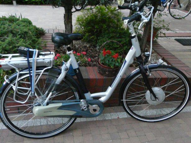 Rower elektryczny SPARTA ION RX+ . Bardzo Ładny