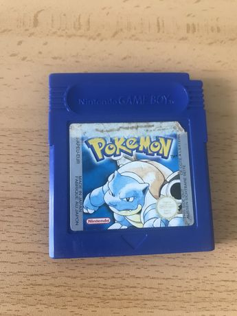 Pokémon Blue GameBoy ORIGINAL