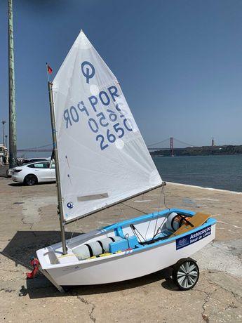 Optimist blue magic - Lisboa