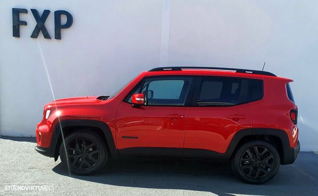 Jeep Renegade 1.3 T Night Eagle DCT