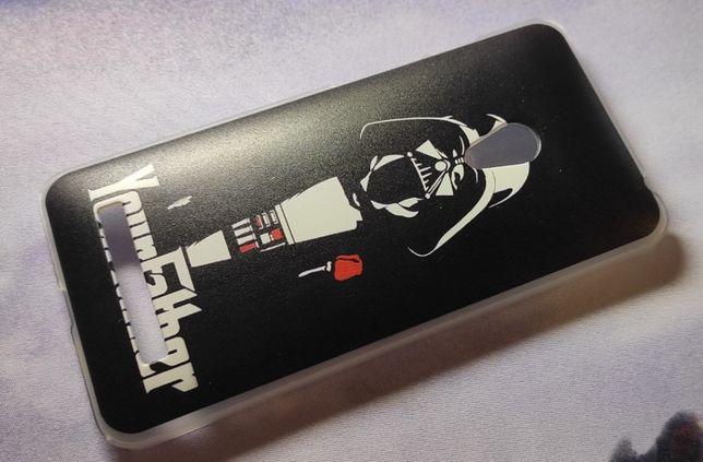 Пластиковый чехол для Asus zenphone 5 (Звездные Войны)