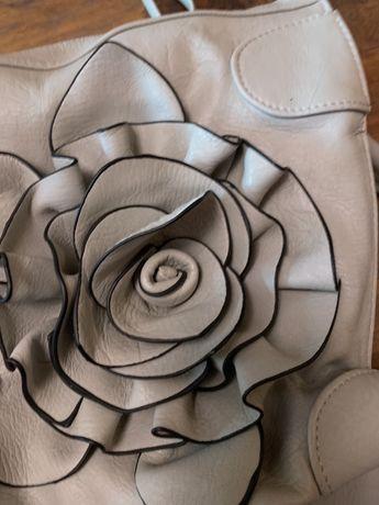 Piękna torebka kwiat