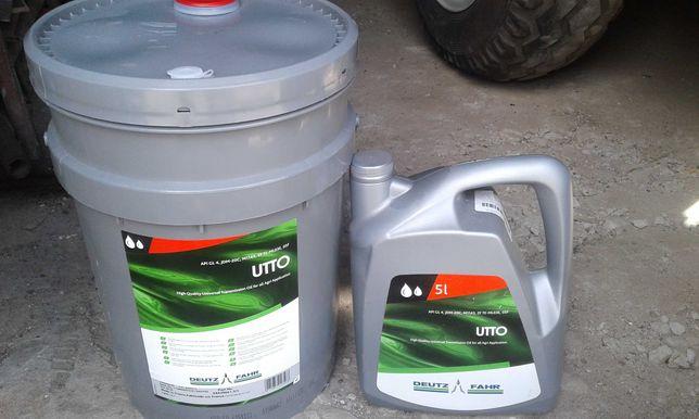 olej UTTO 10w-30 deutz Fahr oryginal