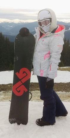 Продам жіночу(підліткову) лижну куртку ROXY, штани Emporio Armani