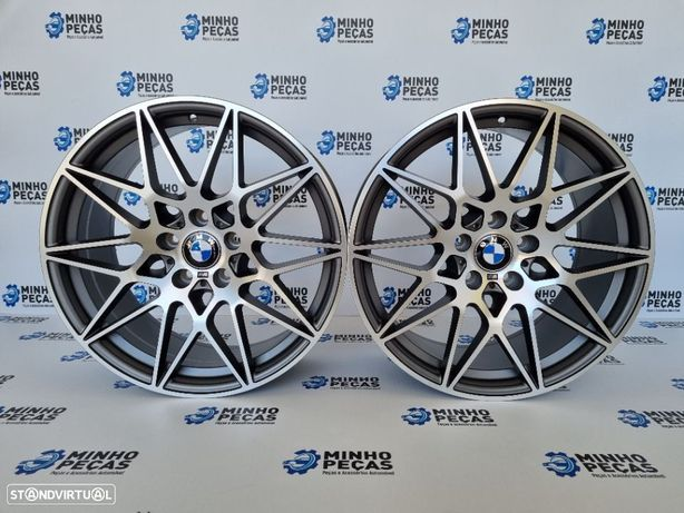 "Jantes BMW (M4) GTS em 19"" GunMetal"