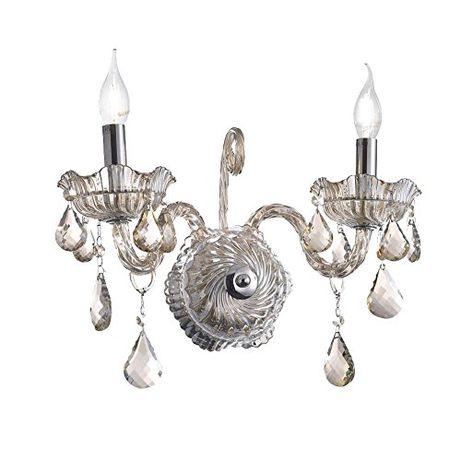 Elegancki kiniet kryształ GRACIA Paul Neuhaus świecznikowy 9080-97