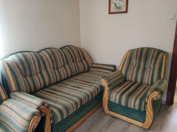 Sprzedam zestaw kanapa 2 fotele