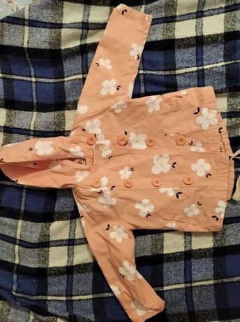 Продам Деми курточку для девочки
