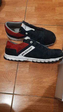 Sapato de segurança Dunlop