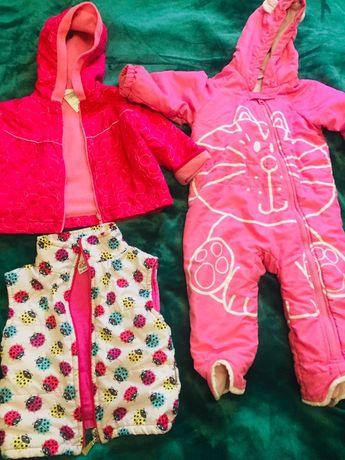 Фирменные детские вещи после моей доченьки дешево на возраст 1-2 года