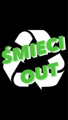 Wywóz gruzu, śmieci, odpadów utylizacja/ worki big bag / kontenery