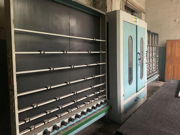 Готовое производство стеклопакетов
