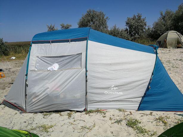Прокат палатка намет Arpenaz 4.1