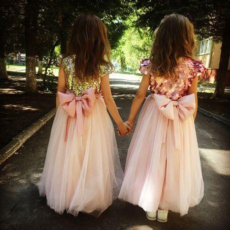Сукня для випускного в дитячому садку
