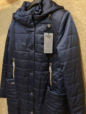Куртка жіноча НОВА весна p48