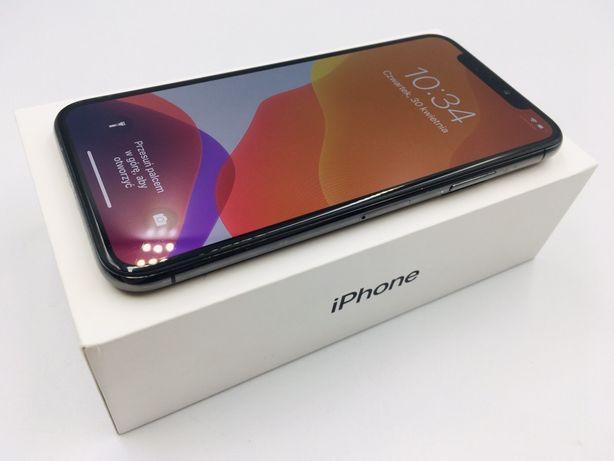 PROMOCJA • iPhone X 256GB Space Gray • GWARANCJA 1 MSC • AppleCentrum