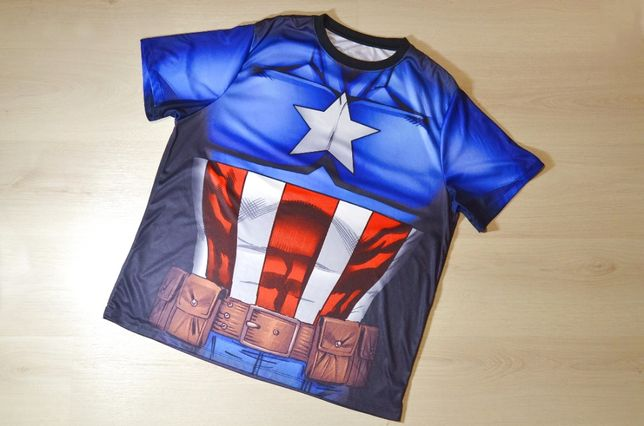 Оригинальная футболка Marvel Avengers Assemble