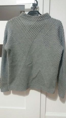 Gruby sweter MANGO rozmiar S