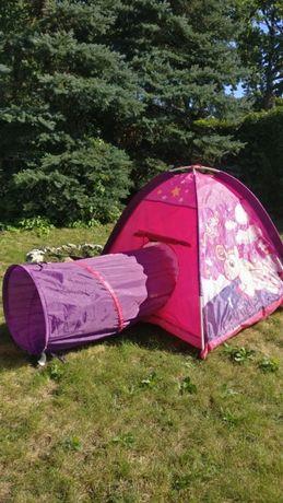Namiot dla dziecka z jednorożcem (ogrodowy)