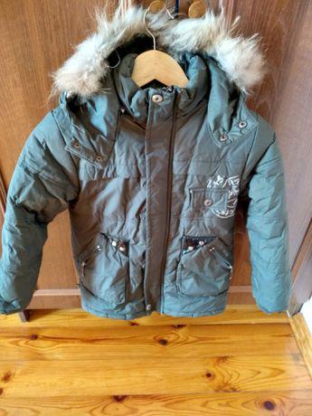 Дитяча, зимова куртка
