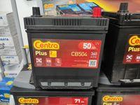 Akumulator Centra Plus CB504 50Ah 360A P+ Kraków EB504