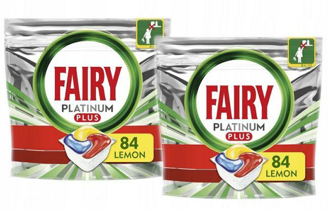 Tabletki do zmywarki Fairy 168szt