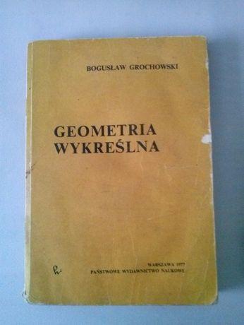 Geometria wykreślna,Grochowski