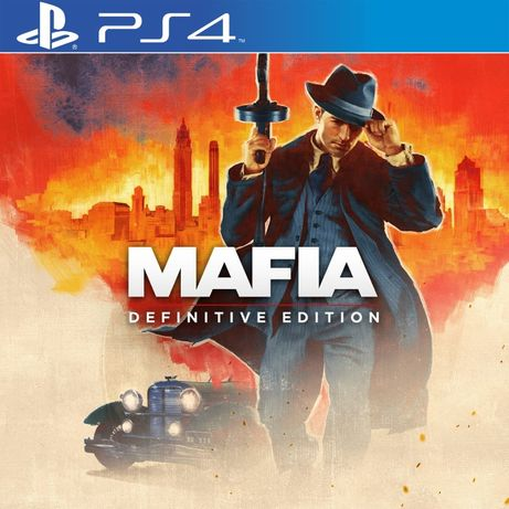 Mafia 2, 3 PS4/PS5 Days Gone, God of War Uncharted 4 Far Cry 5 Control