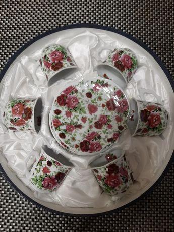 Кавовий набір (кофейний) набір посуду
