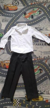 Рубашка ,брюки George 5-6 лет