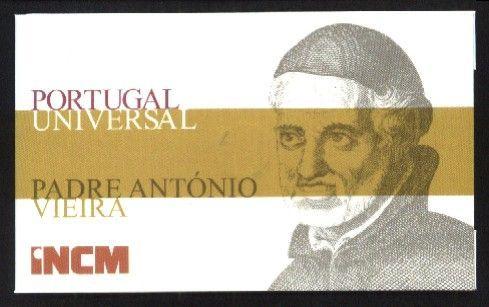 MOEDA DE OURO DE 1/4 DE EURO - Padre António Vieira