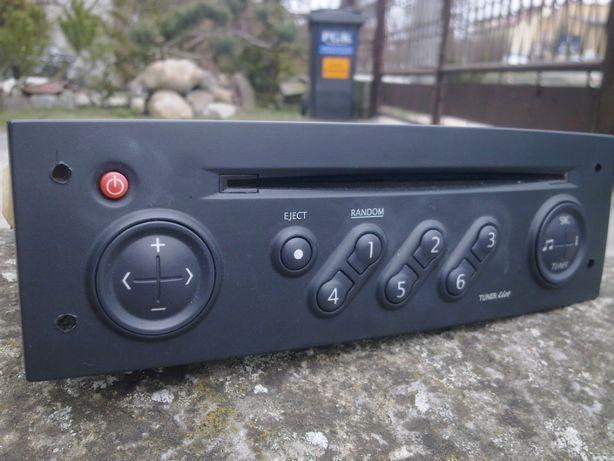 RENAULT Fabryczne radio CD - PEUGEOT Citroen VDO RD3