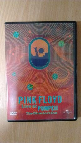 Pink Floyd live at the Pompeii the director's cut dvd koncert